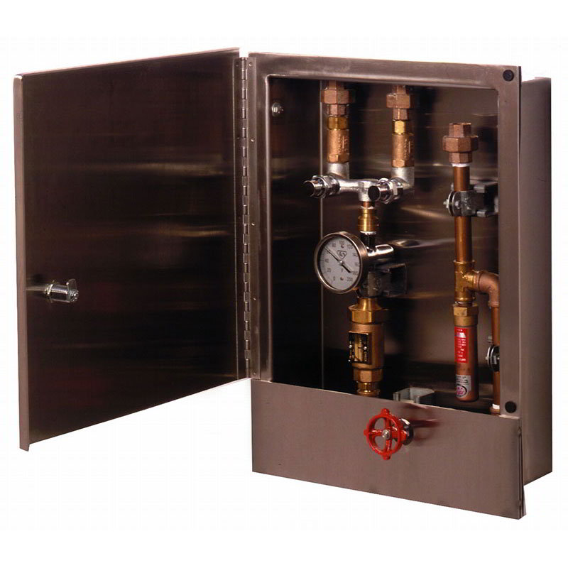 T&s Brass B-2339-LR Hose Reel Control Cabinet