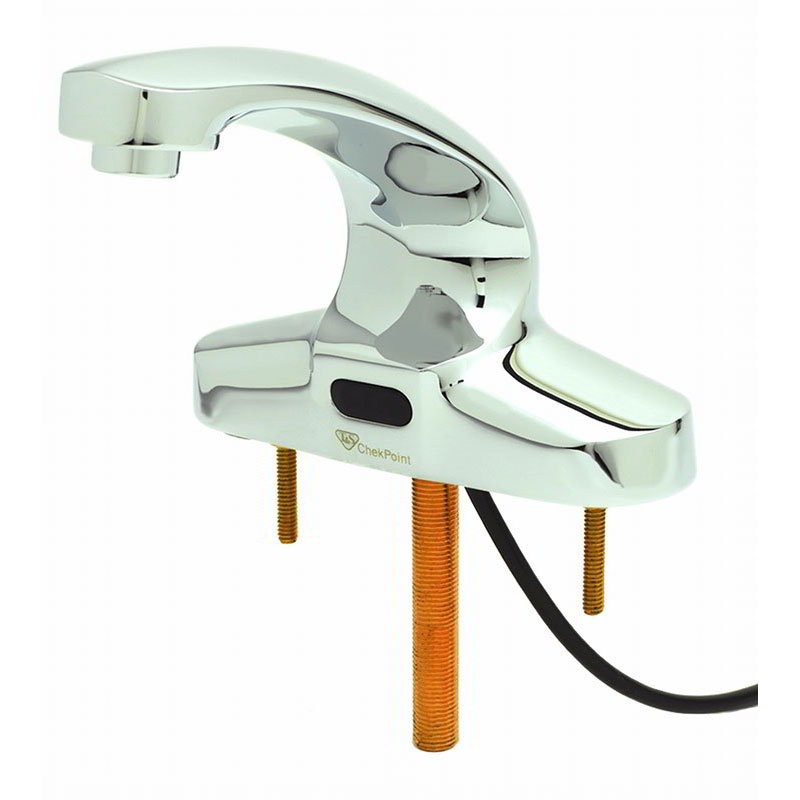 T&S EC-3103-HG Electronic 4-in Centered Faucet w/ Hydro-Generator