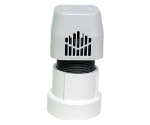 Canplas 392011 Air Admittance Valve, Prevents foul odours, 3-in Or 4-in For Stack Type Venting