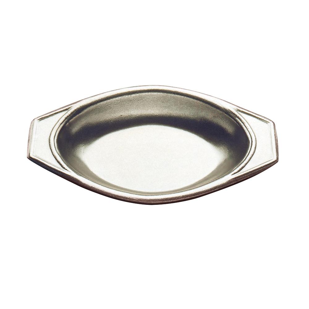 Tomlinson 1006401 Oval Casserole Dish, 12-oz, Burnished Finish