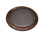 """Tomlinson 1016270 Griddle, Without Handle, 9-1/4"""" Diameter, Round"""