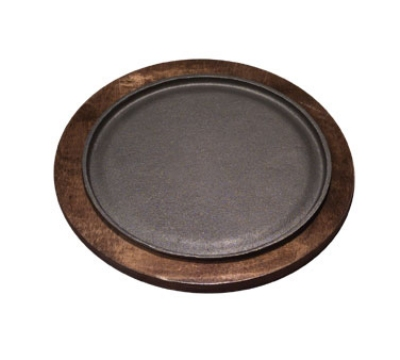"Tomlinson 1016270 Griddle, Without Handle, 9-1/4"" Diameter, Round"