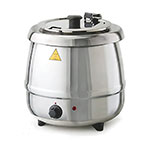 Tomlinson 1021806 Glenray 400 Watt Warmer, Stainless Steel