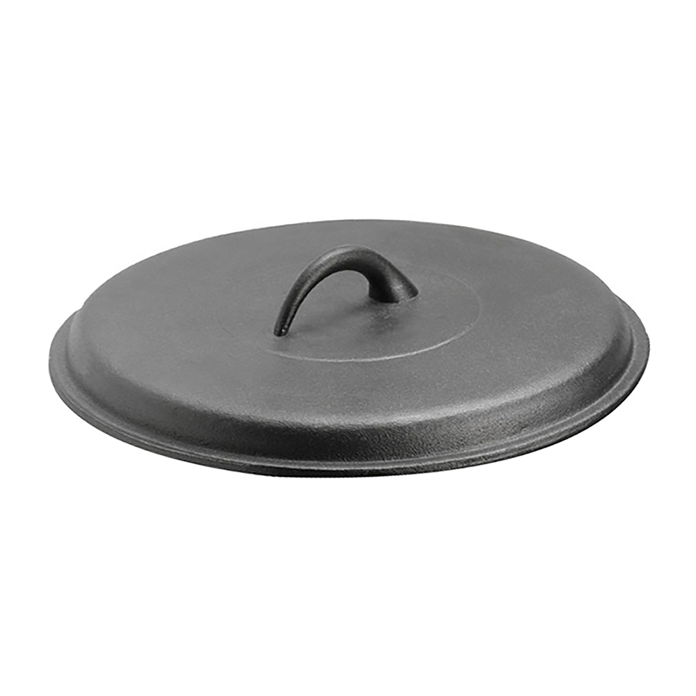 Tomlinson 1023004 Cast Iron Lid, Fits 12-in Supercast Fry Pan