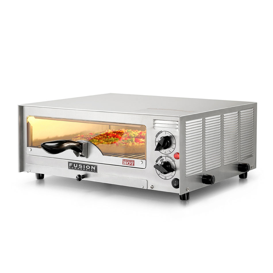 Tomlinson 1024213 Countertop Pizza Oven - Single Deck, 120v