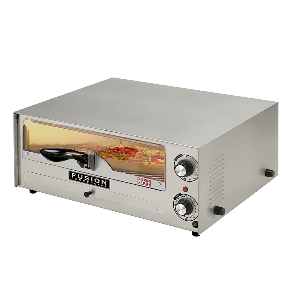 Tomlinson 1024344 Countertop Pizza Oven - Single Deck, 120v