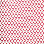 "Tomlinson 1035900 Multi-Mesh Case Liner, 30 x 888"", Red"