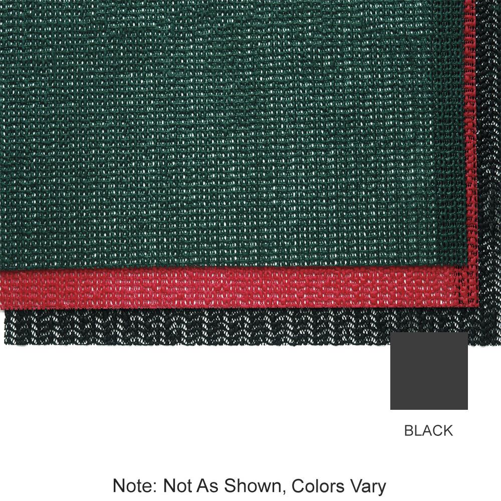"""Tomlinson 1035937 Grip Net Case Liner, 48 x 720"""", Black"""