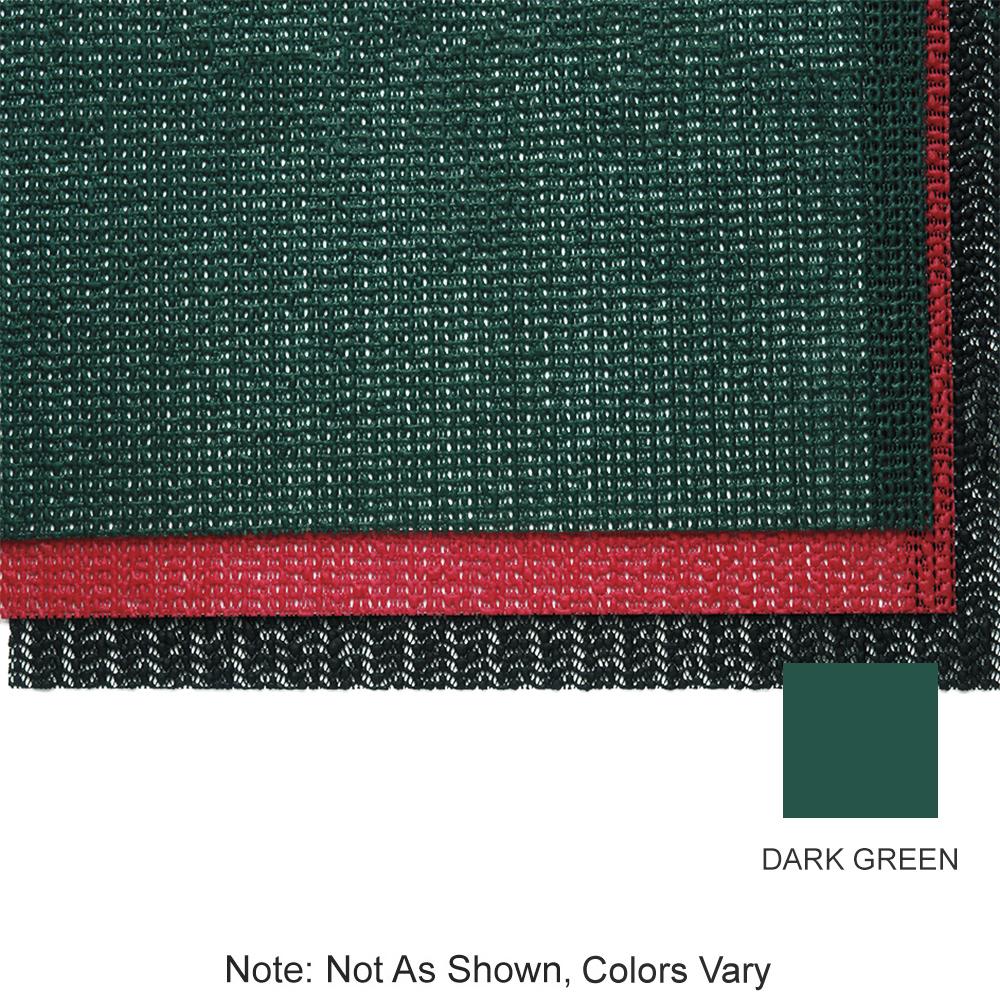 """Tomlinson 1035938 Grip Net Case Liner, 48 x 720"""", Dark Green"""