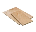 Tomlinson 1019277 Cedar Wood Plank - 1/4 x 3-1/2 x 6-1/2 in - For Cooking Over Open Flames