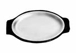 Tomlinson 1006341 Bakelite Platter Holder For 9-3/4 x 14.5-in Platter, Black