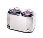 Tomlinson 1014788 12-qt Dual Food Warmer w/ Individual Switches, NSF, 120 V