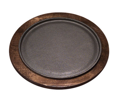 Tomlinson RP-18 Griddle w/ o Handle, 9.25-in Diameter, Round