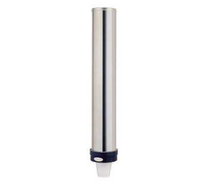 Tomlinson 1007516 Cup Dispenser w/ Pull-Type Tube, Spring Loaded, fits Extra Small Cups