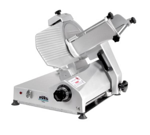"Univex 7510 1151 Manual Angle Feed Duro Slicer, 10"" Diam. Knife, 115/1"