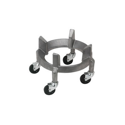 Univex C80 176-lbs Capacity Bowl Trolley With Extra Bowl