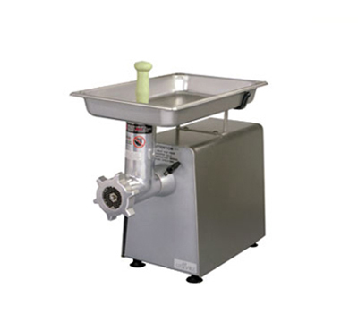 Univex MG8912 Bench Style Meat Grinder w/ 12-lbs Capacity/Minute & Poly V Belt System