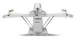 "Univex SFG 500 T Floor Model 80-1/10"" Long Reversible Dough Sheeter, Chain Drive"