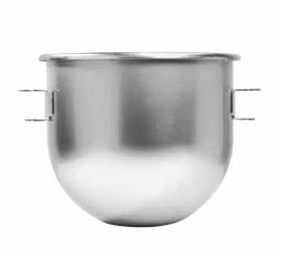 Univex 1061105 30-qt Stainless Steel Bowl