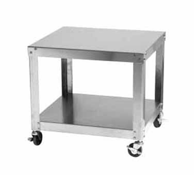 Univex 150 24 x 20 Mobile Equipment Stand for G-PEELER, U...