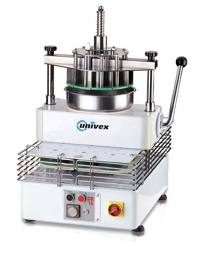 Univex DR14 Dough Divider / Manual Cutting, (14) 3-oz to 11-oz Portions