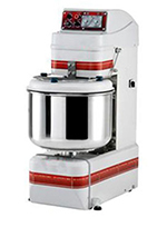 Univex SL50 3PH 110-lb Dough Capacity Stainless Spiral Mixer, 70-qt Bowl