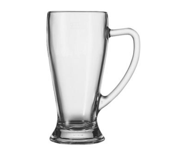Anchor 133440 Handled Beer Glass, 17 oz.