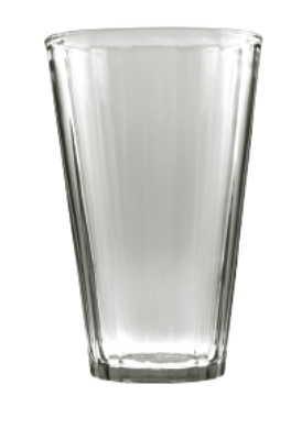 Anchor 13387 10-Triad Vase, Crystal