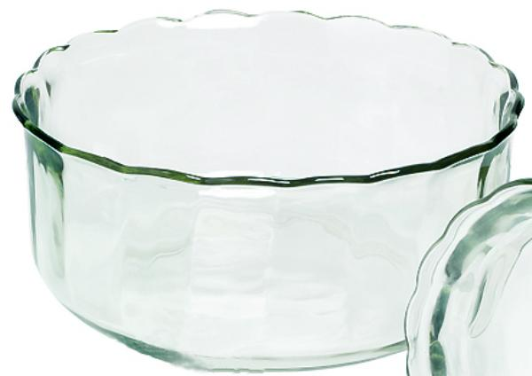 Anchor 1367 Moments Bowl, 10 in, 1 qt., Glass