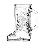 Anchor 162U Boot Beer Mug, 12 - 1/2 oz.