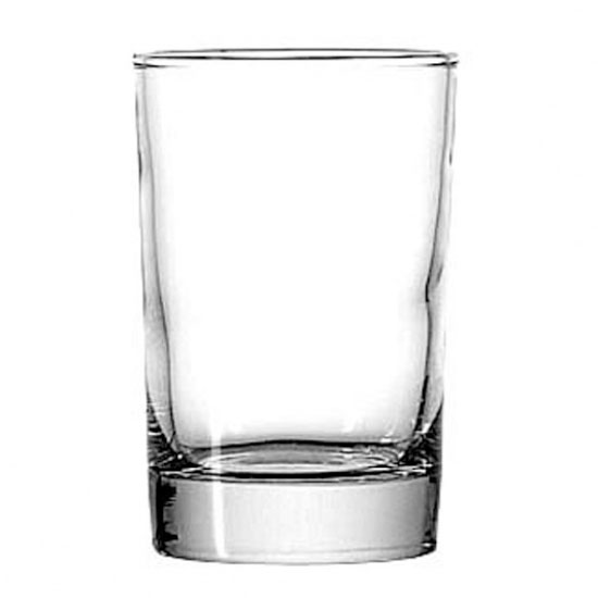 Anchor 3165U 5 oz Heavy Base Beverage Glass, Crystal