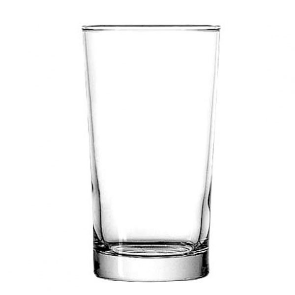 Anchor 3169U 9 oz Heavy Base Hi-Ball Glass, Crystal
