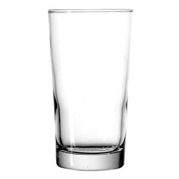 Anchor 3170U 10-1/2 oz Heavy Base Hi-Ball Glass, Crystal