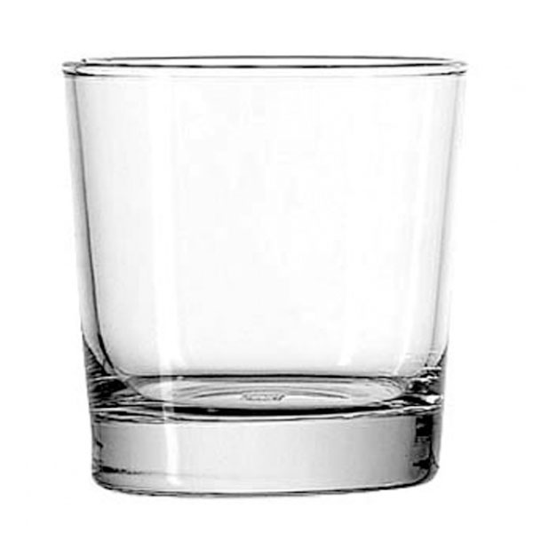Anchor 3178FU 9 oz Heavy Base Rocks Glass, Crystal (3 Dozen)