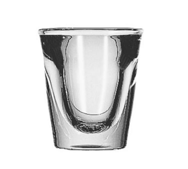 Anchor 3668U Whiskey Shot Glass, 1 oz.