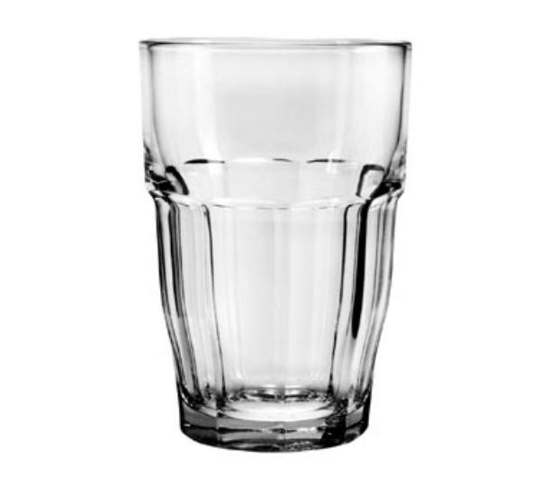 Anchor 516180B03 Bar Rocks Glass, 16 oz, Tempered