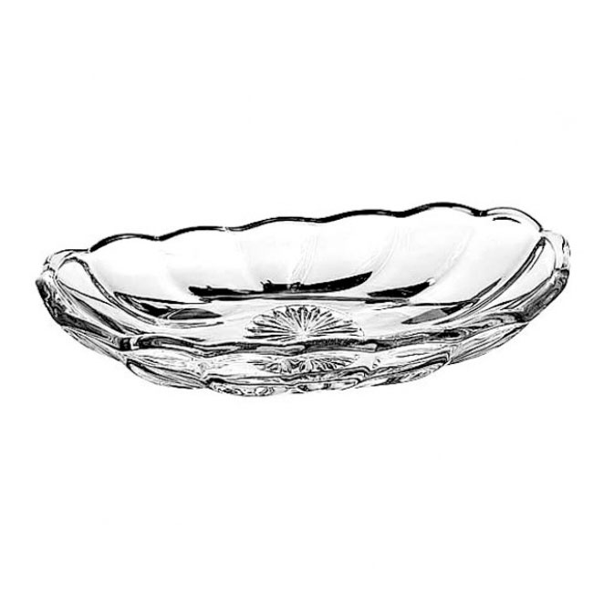 Anchor 561G 8-1/4 oz Banana Split Dish, Crystal