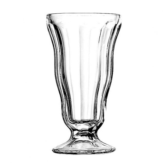 Anchor 562U 12-1/2 oz Footed Soda Glass, Crystal