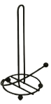 Anchor 60089XBK Paper Towel Holder, Black
