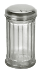Anchor 62422 Sugar Shaker w/ Stainless Lid, Crystal
