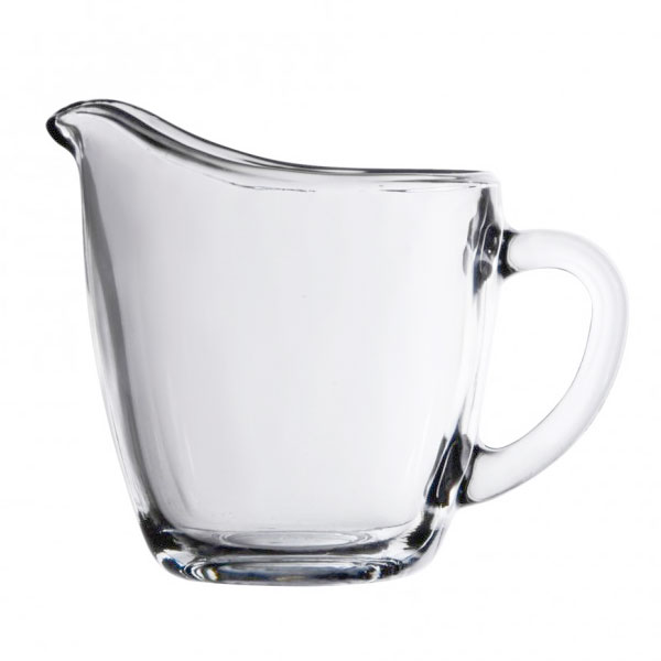 Anchor 64191B 11 oz Presence Creamer, Crystal