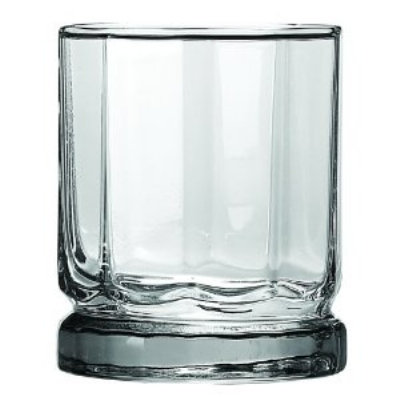 Anchor 68137L6 16-Small Tumblers w/ 9.5-oz Capacity, Crystal