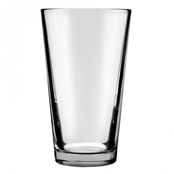 Anchor 7176FU 16-oz Mixing Glass, Rim-Tempered