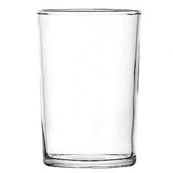 Anchor 7511U Shell Seltzer Glass, 6 oz., Rim-Tempered
