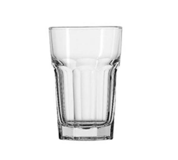 Anchor 7730U New Orleans Beverage Glass, Rim-Tempered, 10 oz