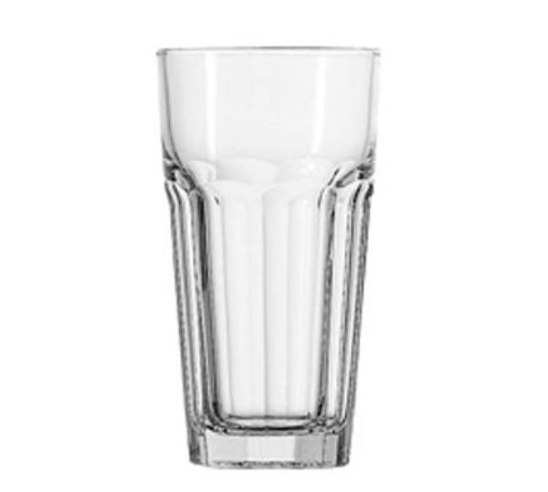 Anchor 77746 New Orleans Cooler Glass, 16 oz., Rim-Tempered