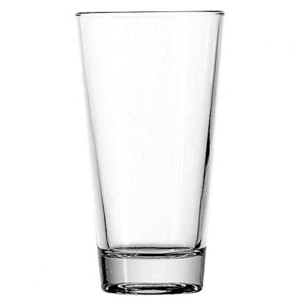 Anchor 77420 Mixing Glass, Rim - Tempered, 20 oz.