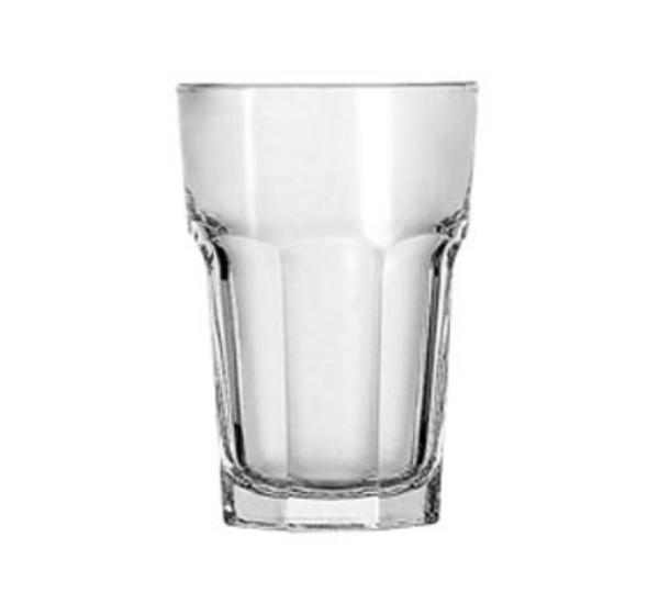 Anchor 7729U 9-oz Hi Ball Glass, Rim-Tempered