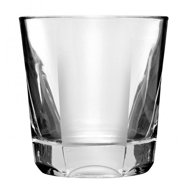 Anchor 77787 Clarisse Rocks Glass, Rim-Tempered, 7 oz