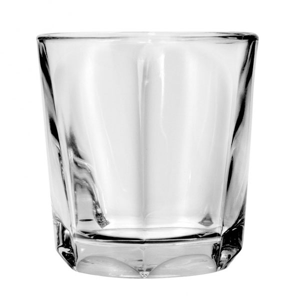 Anchor 77788R Clarisse Rocks Glass, Rim-Tempered, 8 oz
